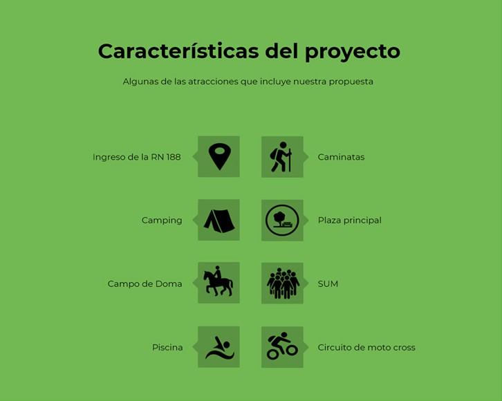 Bertero firma contrato para proyecto paisajístico