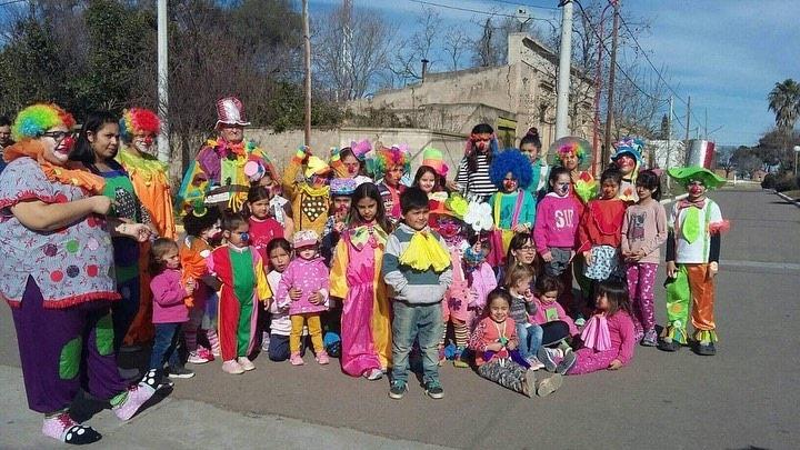 Espectacular festejo por el Día del Niño