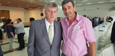 «Confiamos en trabajar juntos con el gobernador Ziliotto»