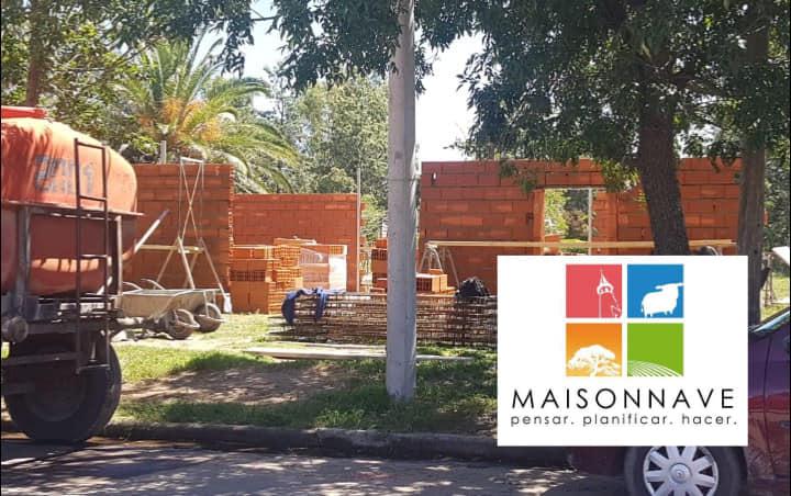Avanza la construcción de las viviendas sociales