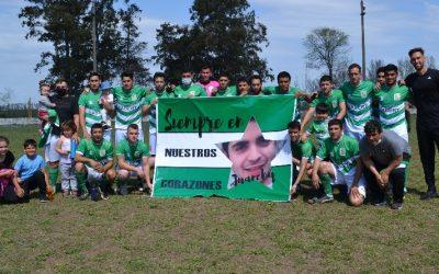 Triunfo de Maisonnave en el arranque de Liga Provincial de Fútbol Municipal